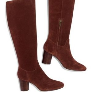 Madewell Scarlett Knee High Boot Size 9.5